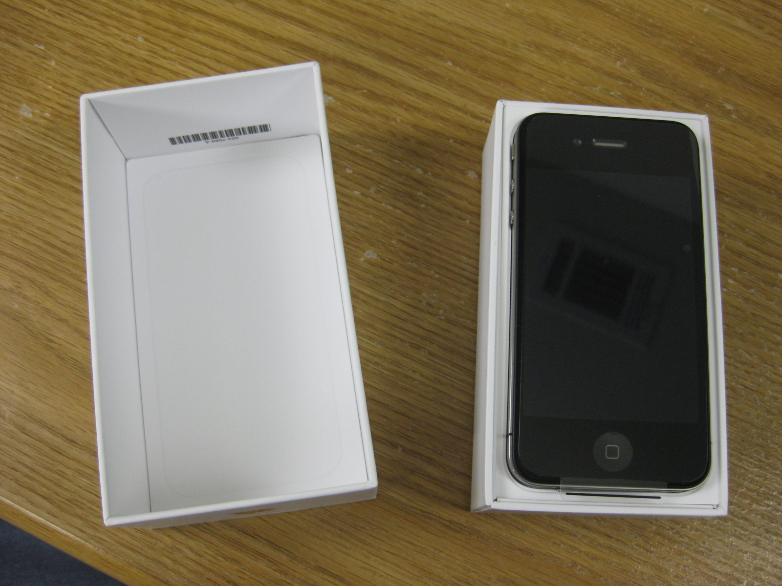 IPhone Box And Packaging